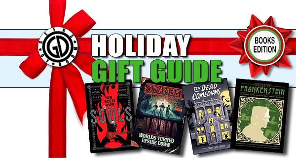 Holiday Book Gift Guide 2018