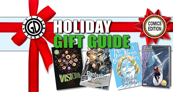 Holiday Comics Gift Guide 2018