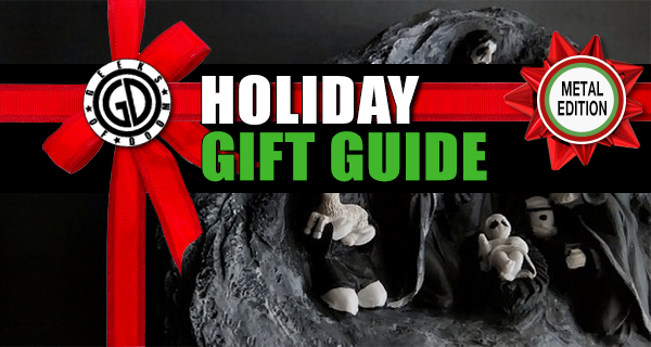 Holiday Metalhead Gift Guide 2018