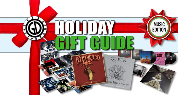 Holiday Music Gift Guide 2018
