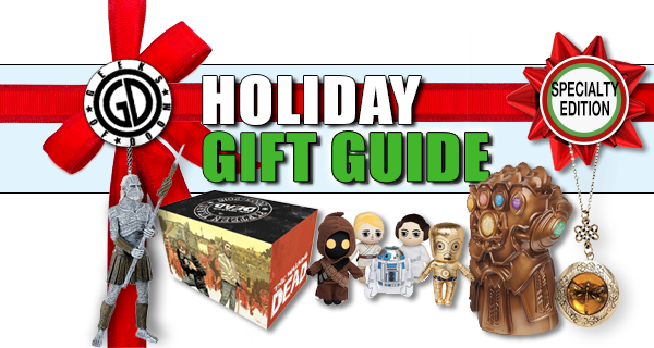 Holiday Specialty Gift Guide 2018