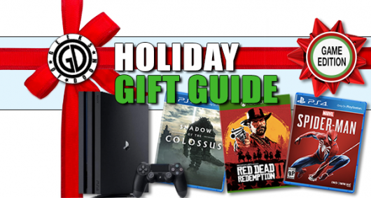 Holiday Video Games Gift Guide 2018