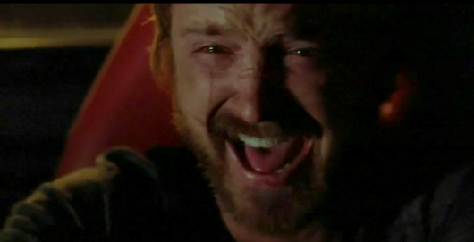 Jesse Pinkman Breaking Bad finale