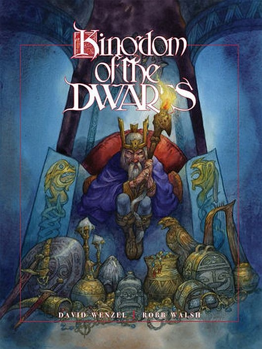 The Kingdom Of The Dwarfs Cover