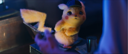 Pokemon Detective Pikachu trailer header image