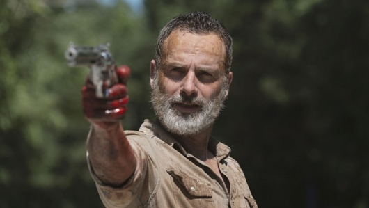 The Walking Dead starring Andrew Lincoln