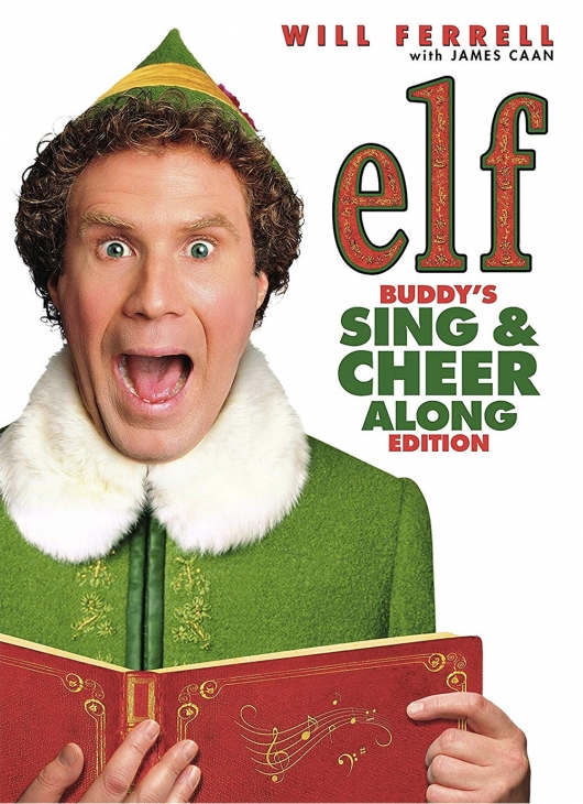 Elf Buddy's Sing & Cheer Along Edition DVD