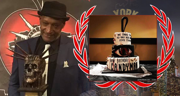 NYCHFF Tony Todd Candyman NYCHFF 2018: Candyman Actor Tony Todd Receives Lifetime Achievement Award