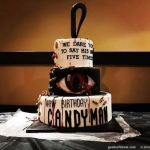 Tony Todd: Candyman Birthday Cake
