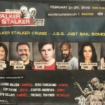 Walker Stalker Cruise Sign