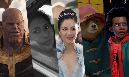 Mike Lee's Top Ten Movies Of 2018
