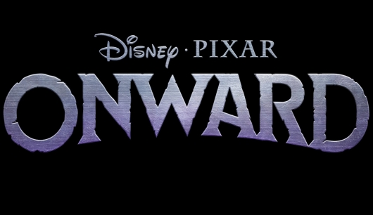 Disney Pixar Onward Title