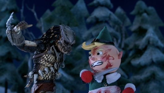 The Predator Holiday Short