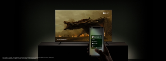 Samsung working with Apple on AirPlay
