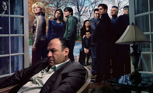 the Sopranos Cast