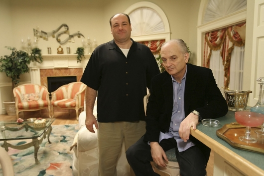 The Sopranos chase and gandolfini