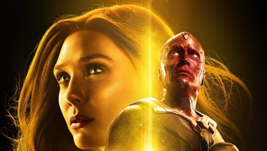 Scarlet Witch and Vision