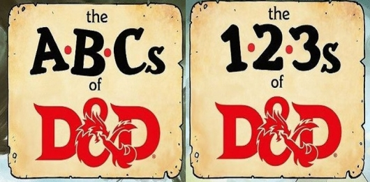 A*B*Cs and 1*2*3s of D&D