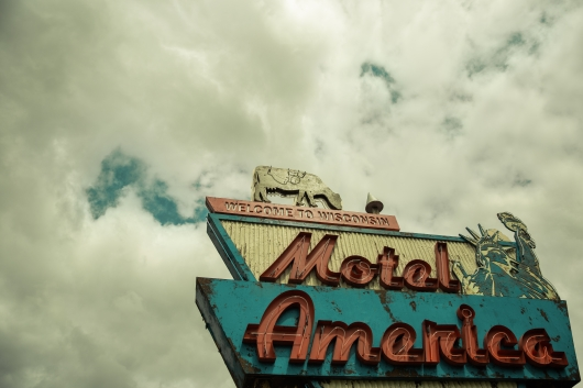 The Motel America in American Gods
