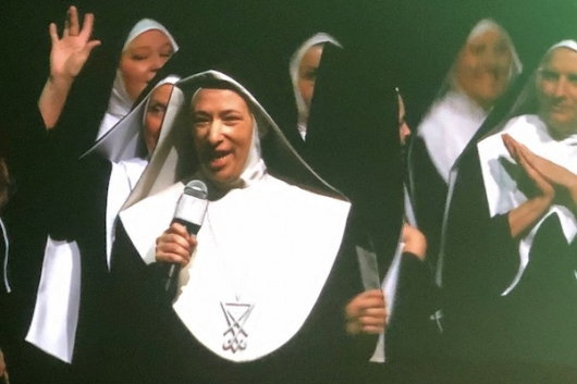 2019 SXSW Good Omens Nuns Singing