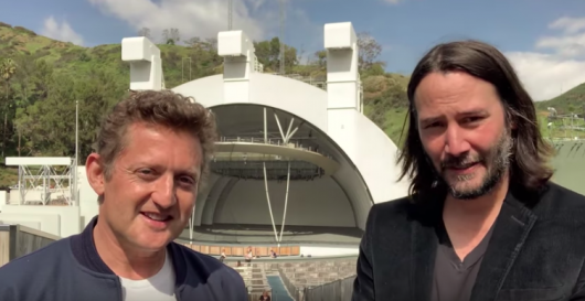 Bill & Ted 3 Alex Winter Keanu Reeves