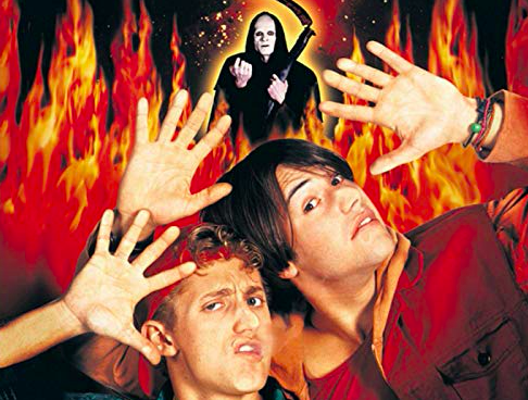 Bill & Ted's Bogus Journey banner