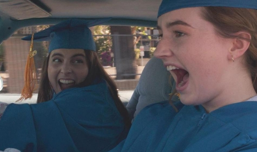 Booksmart trailer header