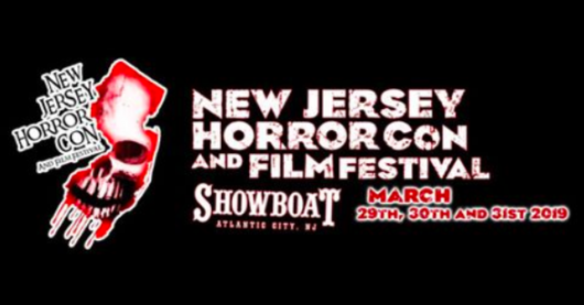 2019 NJ Horror Con and Film Festival banner