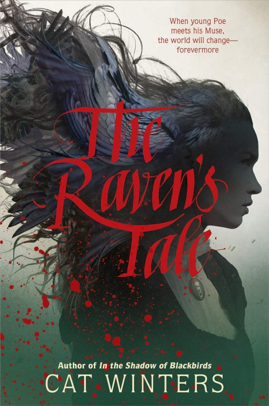 The Raven's Tale book cover Cat Winters