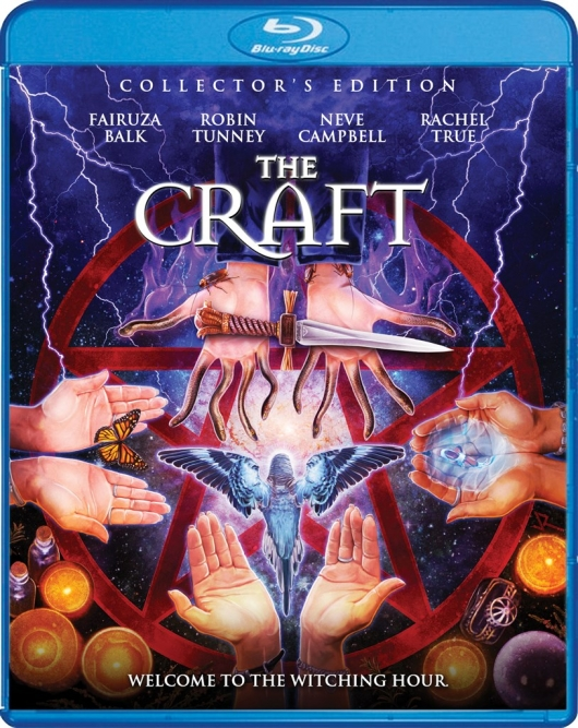 The Craft (Collector's Edition) Blu-ray Cover Art