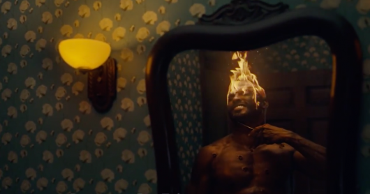 American Gods - Shadow on fire