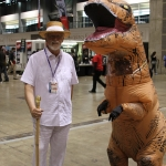 C2E2 2019: Cosplay 17 Jurrasic Park