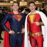 C2E2 2019: Cosplay 22 Superman Shazam