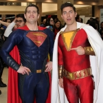C2E2 2019: Cosplay 23 Superman Shazam
