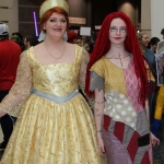 C2E2 2019: Cosplay 24 Belle Sally