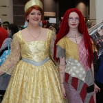 C2E2 2019: Cosplay 25 Belle Sally