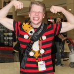 C2E2 2019: Cosplay 32 Calvin and Hobbes