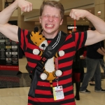 C2E2 2019: Cosplay 33 Calvin and Hobbes