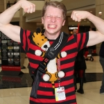 C2E2 2019: Cosplay 34 Calvin and Hobbes