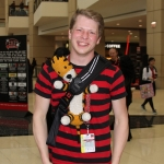 C2E2 2019: Cosplay 35 Calvin and Hobbes