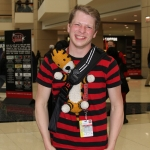 C2E2 2019: Cosplay 37 Calvin and Hobbes