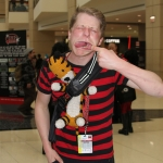 C2E2 2019: Cosplay 38 Calvin and Hobbes