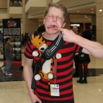 C2E2 2019: Cosplay 39 Calvin and Hobbes