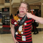 C2E2 2019: Cosplay 40 Calvin and Hobbes