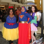 C2E2 2019: Cosplay 45 Superwoman