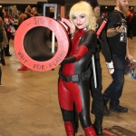 C2E2 2019: Cosplay 51 Lady Deadpool