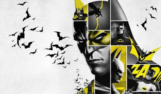 Batman 80th Anniversary Banner Image