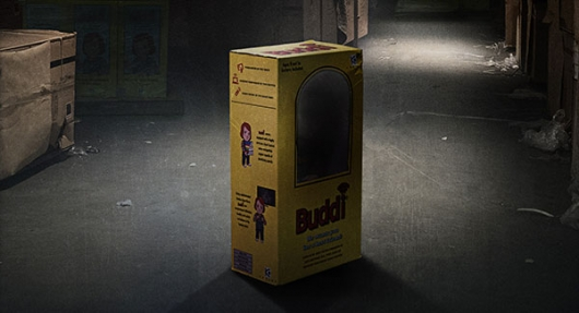 Child's Play Buddi box banner