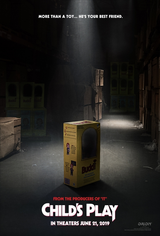 Child's Play teaser poster 2019