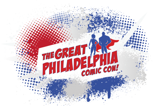 Great Philadelphia Comic Con banner